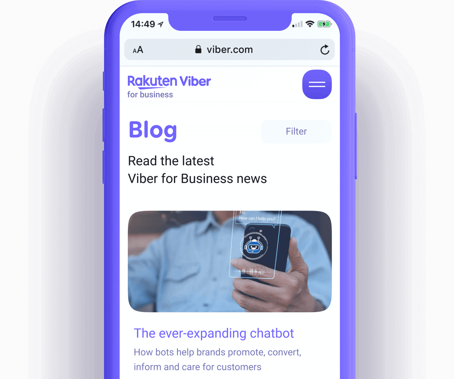 Viber Services to Promote Your Business 4
